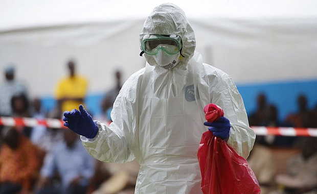 Unprecedented number of medical staff infected with Ebola