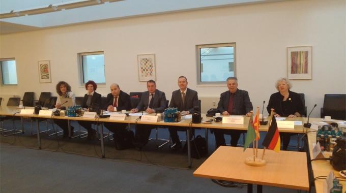 Извештај од Студиската посета за размена на искуствата за имплементација на Меѓународниот здравствен правилник 2005, Берлин, Германија, 17-18.10.2013 година