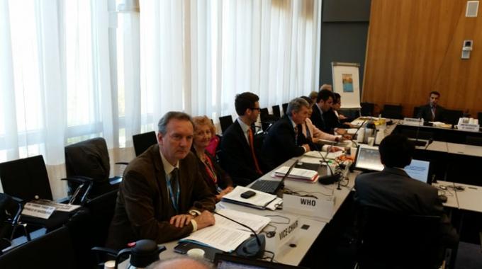 12-ти состанок на Надзорниот Комитет на Пан-Европската Програма за транспорт, здравје и животна средина