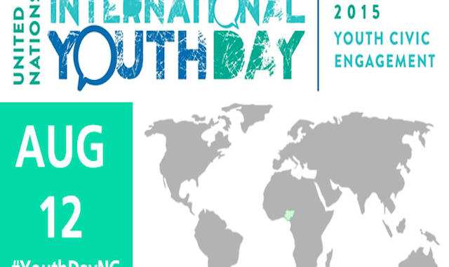 International Youth Day, August 12