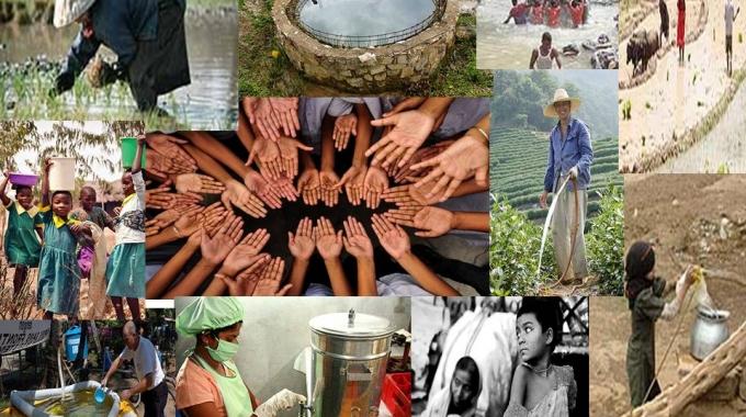 Journée mondiale de l'eau 2016