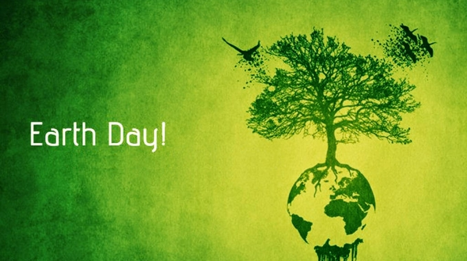 World Earth Day April 22, 2016