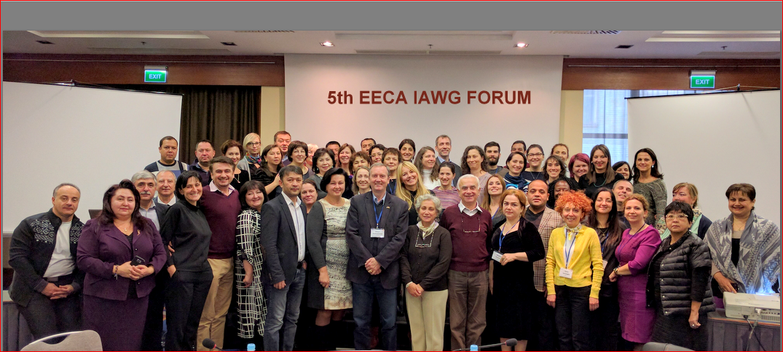 Информација за Петтиот Форум на меѓуагенциската работна група за источна Европа и централна Азија за сексуално и репродуктивно здравје во кризни состојби