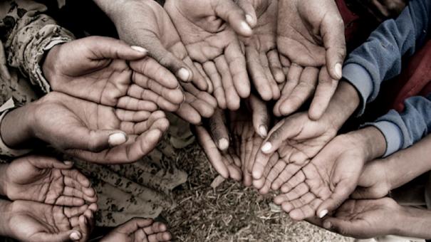 17 Октомври – Светски ден за борба против сиромаштијата