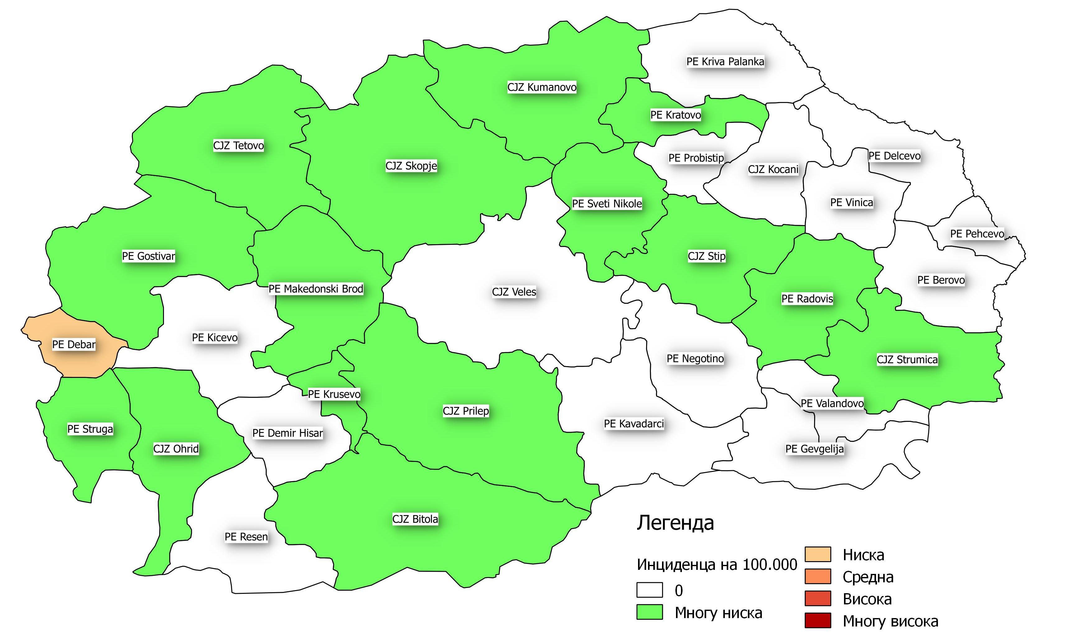 slika 2 mapa