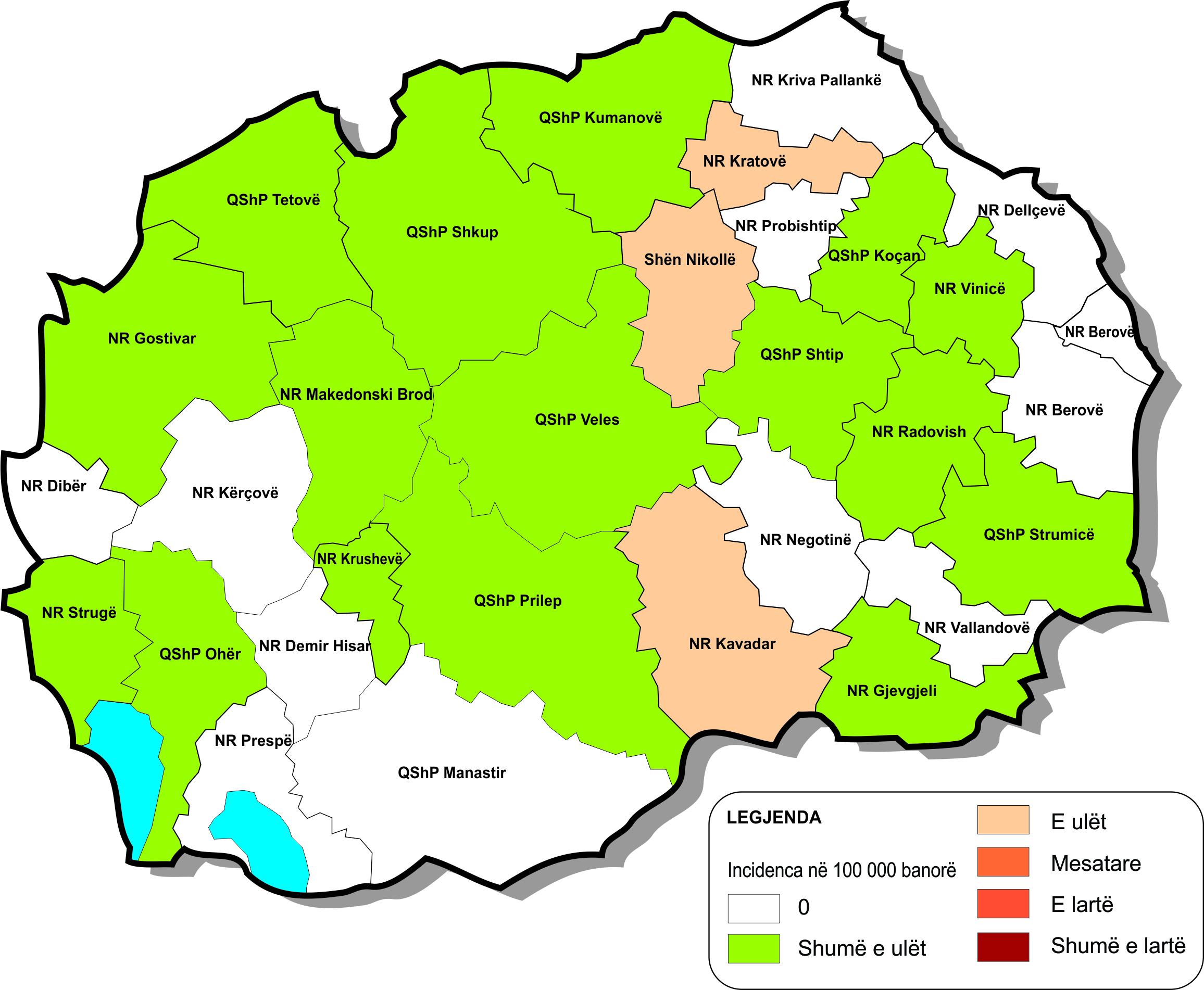 karta al gradovi