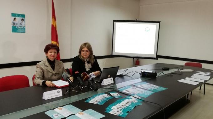 Кonferenca për shtyp – rezultate nga skriningu për kancerin e qafës së mitrës në R. e Maqedonisë