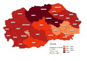мапа кумулативна